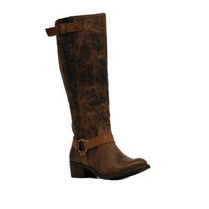 c5105426a02c Vestiture Shoes - Vestiture Alamo Tobacco 8W Extra Wide Calf Boot